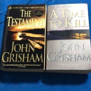 John Grisham Bundle🤑